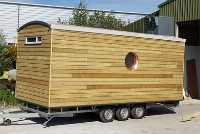 Bespoke - Tiny House - SIP Shells